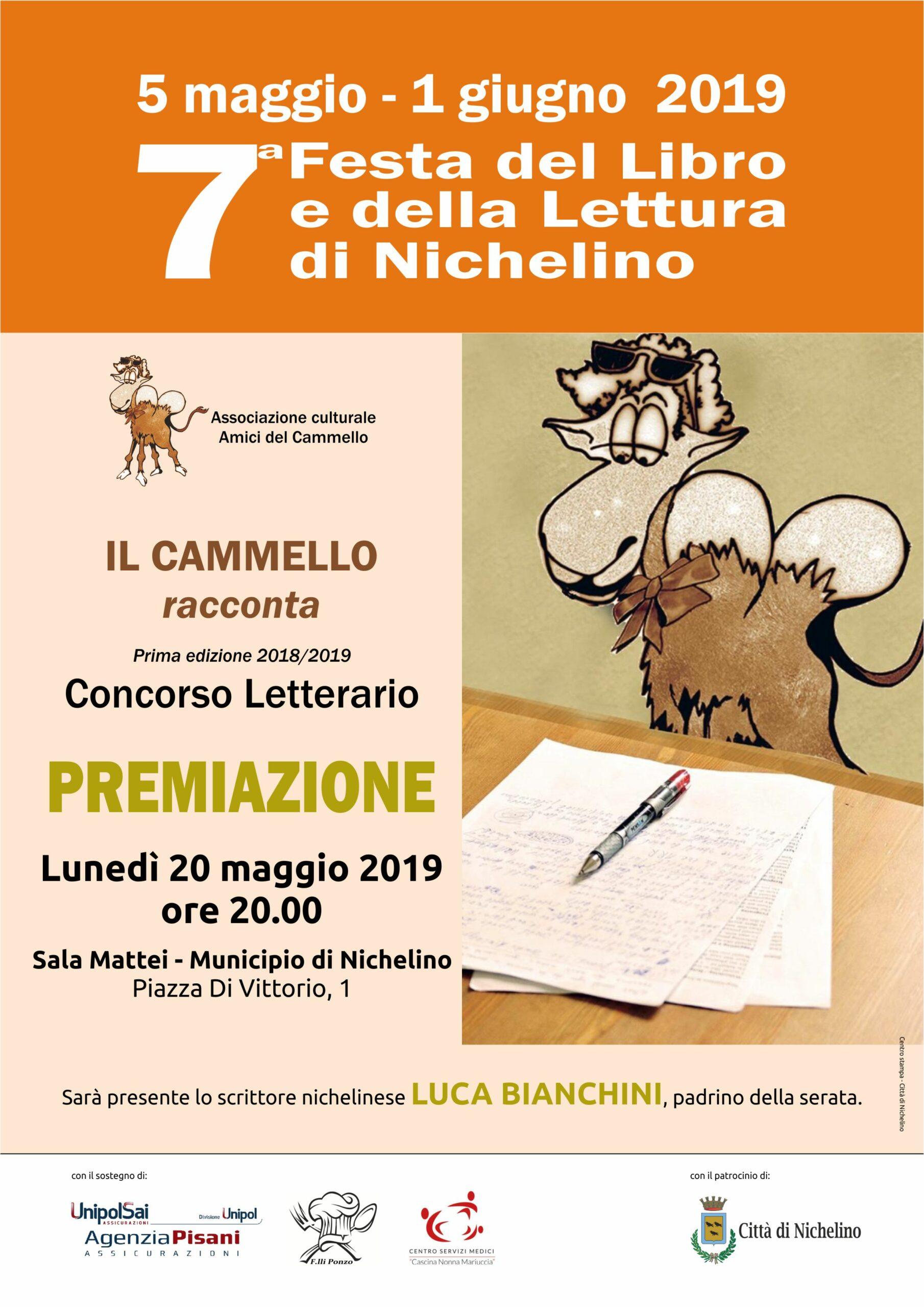 """Premiazione """"Il Cammello racconta"""""""