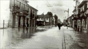 Tra le guerre - alluvione sangone 1947