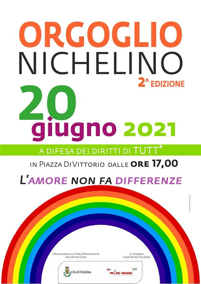 20/6 – Orgoglio Nichelino